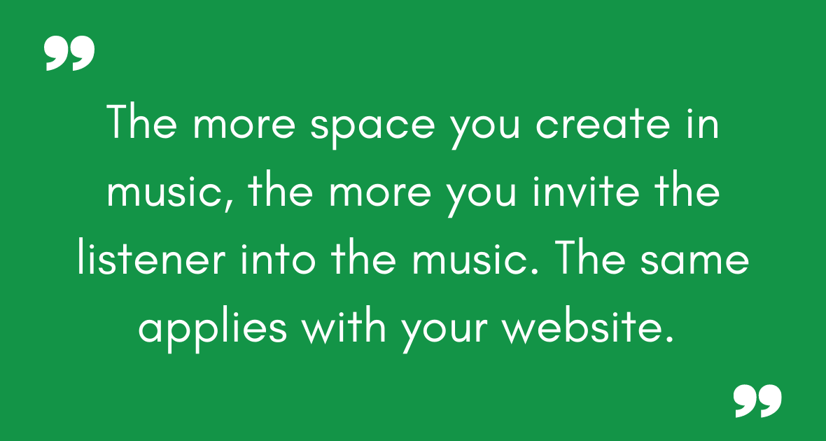 get more music students with your website 3